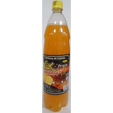 NIK - Naranja Light Orangenlimonade 1,5l PET-Flasche produziert auf Gran Canaria