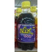 NIK - Uva Lemonada Trauben-Limonade 330ml PET-Flasche produziert auf Gran Canaria