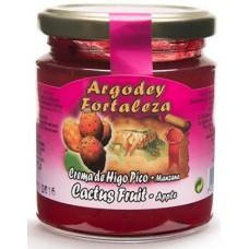 Argodey Fortaleza - Mermelada de Higo Pico-Manzana Kaktus-Apfel 240g produziert auf Teneriffa