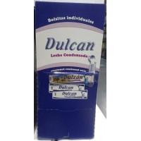 Dulcan - Leche Condensada Stick Kondensmilch 240x19g Karton 4,56kg produziert auf Teneriffa