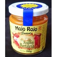 Argodey Fortaleza - Mojo Rojo Suave 200g produziert auf Teneriffa
