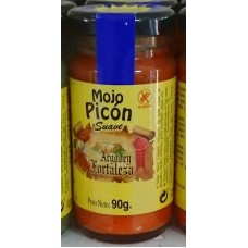 Argodey Fortaleza - Mojo Picòn Suave Mojo-Sauce mild 90g produziert auf Teneriffa