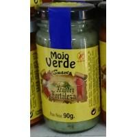 Argodey Fortaleza - Mojo Verde Suave grüne Mojo-Sauce mild 90g produziert auf Teneriffa