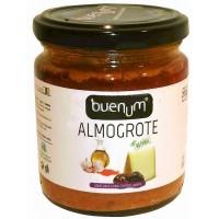 Buenum - Almogrote Hartkäsepaste 200g Glas produziert auf Teneriffa