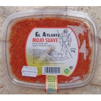 El Atlante - Mojo Suave getrocknete Gewürzmischung für Soßen 60g produziert auf Teneriffa