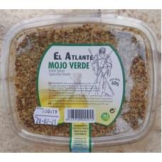 El Atlante - Mojo Verde getrocknete Gewürzmischung für Soßen 60g produziert auf Teneriffa