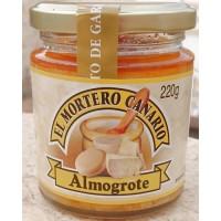 El Mortero Canario - Almogrote 220g Glas produziert auf Teneriffa