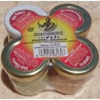 Guachinerfe - 4er-Set Miniatures 4x40g Mojo Agridulce, Mojo Palmero, Almogrote, Cilantro produziert auf Teneriffa