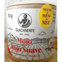 Guachinerfe - Mojo Rojo Suave Deshidratado Premium Gewürz getrocknet 50g Becher produziert auf Teneriffa