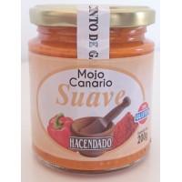 Hacendado - Mojo Canario Suave Glas 200g produziert von Guachinerfe auf Teneriffa
