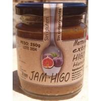 Isla Bonita - Jam-Higo Mermelada Extra Feigen-Marmelade 75% 250g produziert auf Gran Canaria