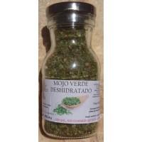 Isla Bonita - Mojo Verde deshidratado Gewürzmischung 40g Glas produziert auf Gran Canaria