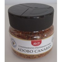 Kania - Mojo Adobo Canario Condimento Gewürzmischung getrocknet Streudose 75g produziert auf Teneriffa
