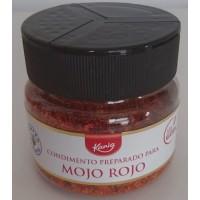 Kania - Mojo Rojo Condimento Gewürzmischung getrocknet Streudose 75g produziert auf Teneriffa