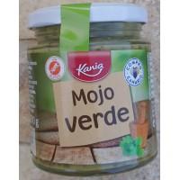Kania - Mojo Verde Sauce 200g produziert auf Teneriffa