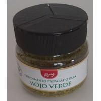 Kania - Mojo Verde Condimento Gewürzmischung getrocknet Streudose 75g produziert auf Teneriffa