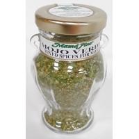 Mama Pino - Mojo Verde deshidratado Gewürzmischung 45g Glas produziert auf Gran Canaria