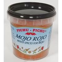 Pichu Pichu - Mojo Rojo deshidratado 95g Becher produziert auf Gran Canaria