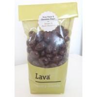 Lava - Bombon Uvas Pasas & Chocolate Negro Rosinen & Dunkle Schokolade 250g Tüte produziert auf Teneriffa