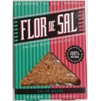 Salinas de Fuencaliente - Flor de Sal de Mojos kanarisches Aroma-Meersalz Mojo 120g produziert auf La Palma