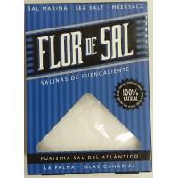 Salinas de Fuencaliente - Flor de Sal Marina kanarisches Meersalz 120g produziert auf La Palma