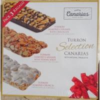 Taste Canarias - Turron Seleccion Canarias 240g produziert auf Gran Canaria