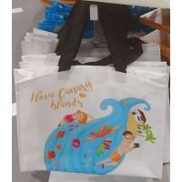 Strandtasche Einkaufstasche I Love Canary Islands Playa Strand-Motive