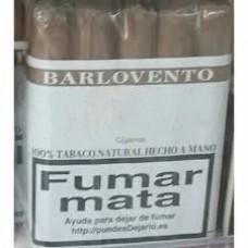Barlovento - Puros Coronas 25 kanarische Zigarren produziert auf Gran Canaria