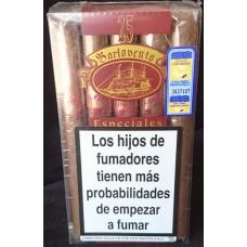 Barlovento - Puros Brevas Especiales 25 kanarische Zigarren einzelverpackt Kunststoffbox produziert auf Gran Canaria