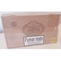 Condal - Robusto Caja 25 kanarische Zigarren in Holzschatulle von Gran Canaria