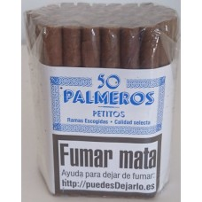 Palmeros 50 Petitos 50 Puritos Zigarillos produziert auf Teneriffa