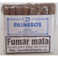 Palmeros 25 Grandes 25 Zigarren produziert auf Gran Canaria