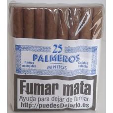 Palmeros Minitos Mazox 25 Zigarillos produziert auf Teneriffa