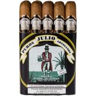 Puros Artesanos Julio - Puros Coronas Tableta 10 Zigarren produziert auf La Palma