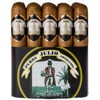 Puros Artesanos Julio - Puros Robustos Tableta 10 Zigarren produziert auf La Palma