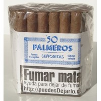 Vega Palmera - Palmeros 50 Senoritas 50 Zigarren produziert auf Gran Canaria