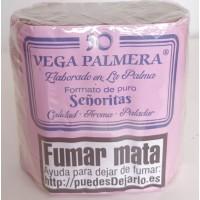 Vega Palmera - 50 Senoritas Puros Rosada Zigarren produziert auf Teneriffa