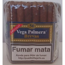 Vega Palmera - 50 Brevas Zigarren produziert auf La Palma