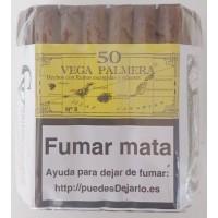 Vega Palmera - No. 8 Amarillo 50 Puros Zigarillos produziert auf Teneriffa