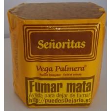 Vega Palmera - Senoritas Amarillo Puro 50 Stück Zigarren produziert auf Teneriffa