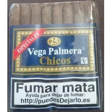 Vega Palmera - 25 Chicos Puros Palmeros 25 Zigarren produziert auf Teneriffa