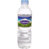 Fonteide - Agua Mineral Natural sin Gas Mineralwasser still 6x500ml PET-Flasche produziert auf Teneriffa