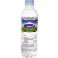 Fonteide - Agua Mineral Natural sin Gas Mineralwasser still 500ml PET-Flasche produziert auf Teneriffa