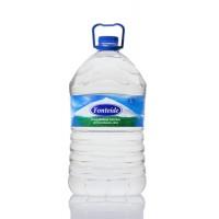 Fonteide - Agua Mineral Natural sin Gas Mineralwasser still 5l PET-Kanister produziert auf Teneriffa