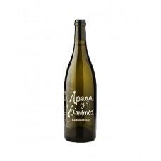 Apaga y Vamonos - Vino Blanco Afrutado Weißwein fruchtig 11,5% Vol. 750ml produziert auf Teneriffa