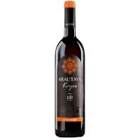 Arautava - Vino Tinto Kryos Listan Negro Rotwein 13% Vol. 750ml produziert auf Teneriffa