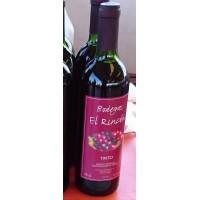 Bodegas El Rincon - Vino Tinto Rotwein trocken aus Fataga 12,5% Vol. 750ml produziert auf Gran Canaria