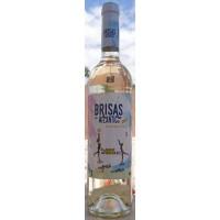 Brisas del Atlantico - Lanzarote Vino Blanco Afrutado Weißwein lieblich 12,5% Vol. 750ml produziert auf Lanzarote