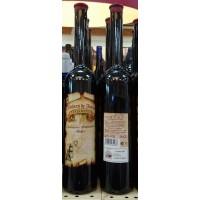 Testamento - Malvasia Aromatica Dulce Vino Blanco Weißwein lieblich 13,5% Vol. 500ml Flasche produziert auf Teneriffa