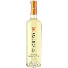 Bodega El Grifo - Vino Blanco Malvasia Coleccion Semidulce Weißwein halbtrocken 12,5% Vol. 750ml produziert auf Lanzarote